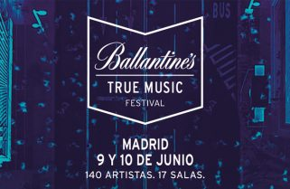 Madrid estrena festival. Ballantine's True Music