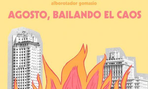 Alborotador Gomasio presentan en directo su nuevo trabajo Luz y Resistencia