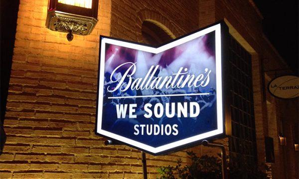 Te contamos el interesante proyecto de Ballantine´s We Sound para apoyar el talento