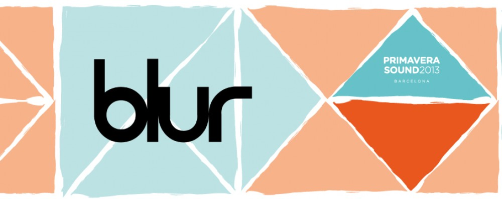 Blur primeros confirmados para el Primavera Sound 2013