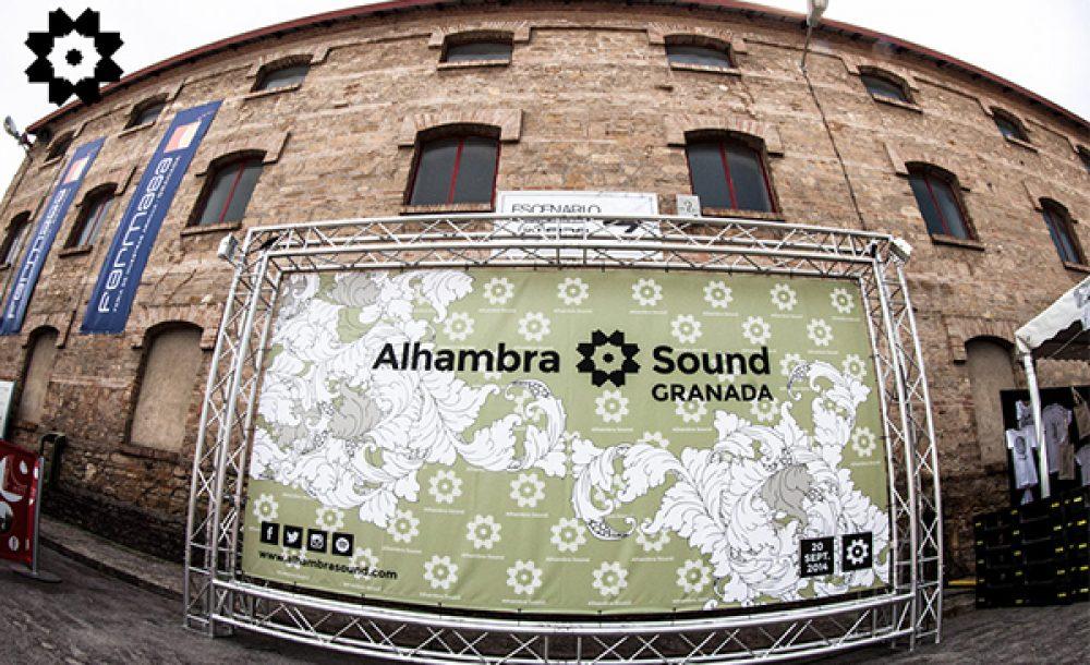 Playlist Granada Sound 2015
