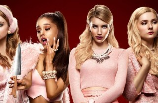 Scream Queens: Glamour con nostalgia slasher